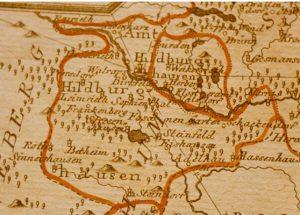 Amt Hildburghausen 1740