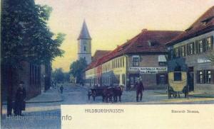 Nonneplatz Postkutsche