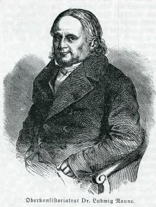 Dr. Carl Ludwig Nonne