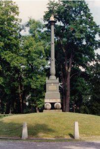 Denkmal für Herzogin Charlotte