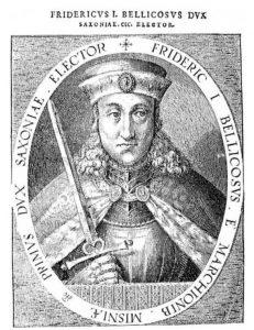 Friedrich I. (der Streitbare)