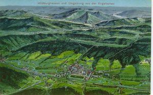 Vogelperspektive 1910