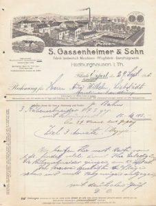 Gassenheimer