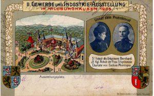 Gewerbe- und Industrieausstellung