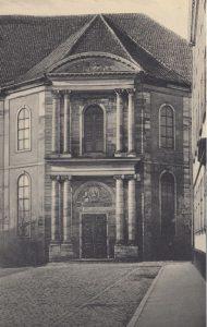 Haupteingang der Stadtkirche