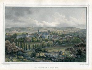 Hildburghausen um 1840