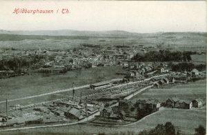 Industrieanlagen in Häselrieth