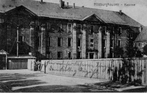 Kaserne Hildburghausen