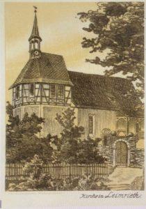 Kirche in Leimrieth