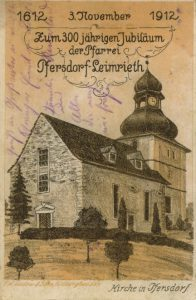 Kirche in Pfersdorf