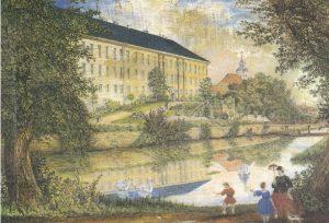 Residenz und Schloss Hilburghausen