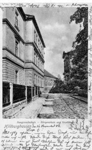 Südseite des Alten Technikums