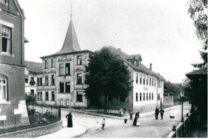 Tivoli um 1900