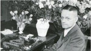 Bürgermeister Hermann Zschaeck