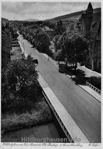 Straße der SA