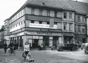 HO-Kaufhaus am Markt