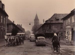 Kreuzung Nonnesplatz