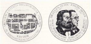 Medaille von Jenny E. Hollmann