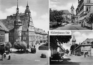 Mehrbildkarte Hildburghausen
