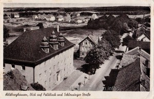 Schleusinger Straße, Polinklinik