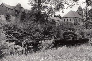 Schlosspark in der DDR