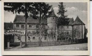Schloss Weitersroda
