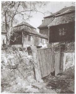 Verfall Radefeldsches Haus