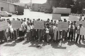 13bProtestaktiion