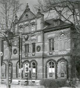 DAF - Gebäude