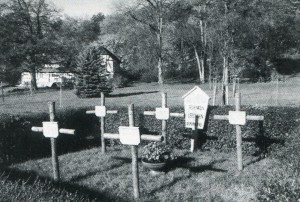 Kriegergräber Haubinda