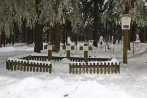 Siegmundsburg (2) Soldatengrab Foto Heinz Görlach 19.02.2015