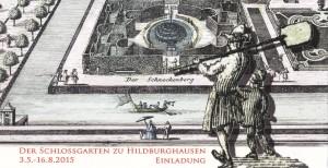 Einladung Schlossgarten