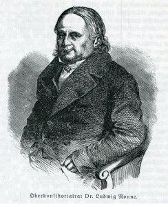 Dr. Ludwig Nonne