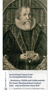 JOHANN GERHARD
