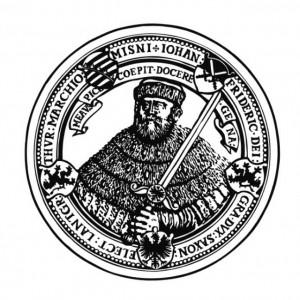 Siegel der heutigen Friedrich-Schiller-Universität Jena