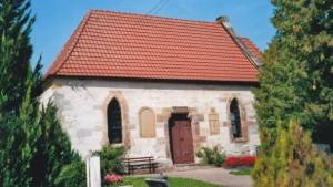"""Die Gottesackerkirche """"St. Leonhard"""""""