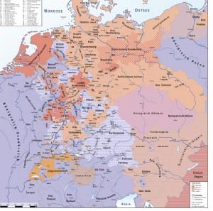 Gebiete Dreißigjähriger Krieg