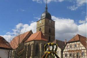 Heldburg Ostern