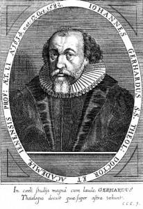 Johannes Gerhard