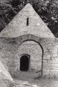 Ehrenberg Ottilien-Kapelle sw