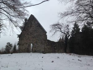 Ehrenberg Ottilienkapelle