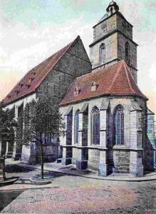 Eisfeld Kirche