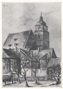 Eisfeld Kirche Majores