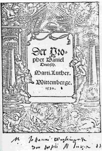 HBN Luther-Widmung