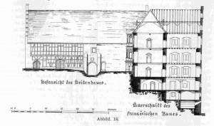 Heldburg Heidenbau Franz Bau