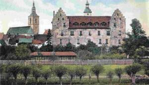 Schloss Glücksburg Stiftskirche Römhild268