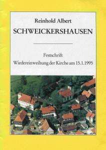 Schweickershausen Festschrift Albert