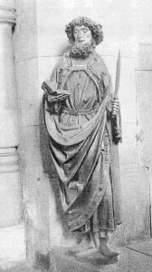 Themar Bartholomäus-Figur