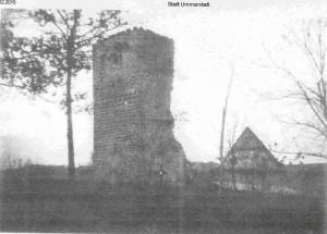 Ummerstadt Andreaskirche Ruine