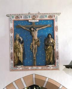 Kreuzigungsgruppe Sachsenbrunn